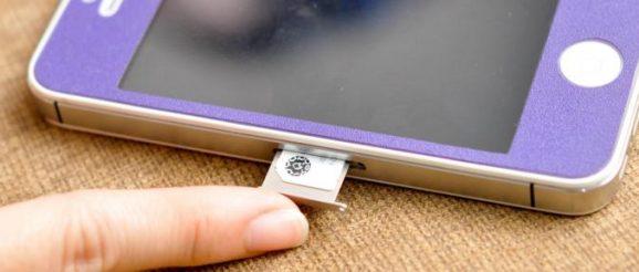 Comment Transferer Ses Contacts D Un Iphone Vers Une Carte Sim Standard