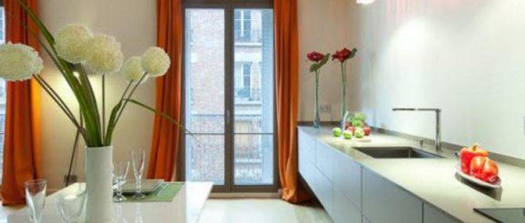 Un appartement rénové prêt à être vendu