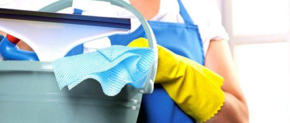 Les services d'une société de nettoyage