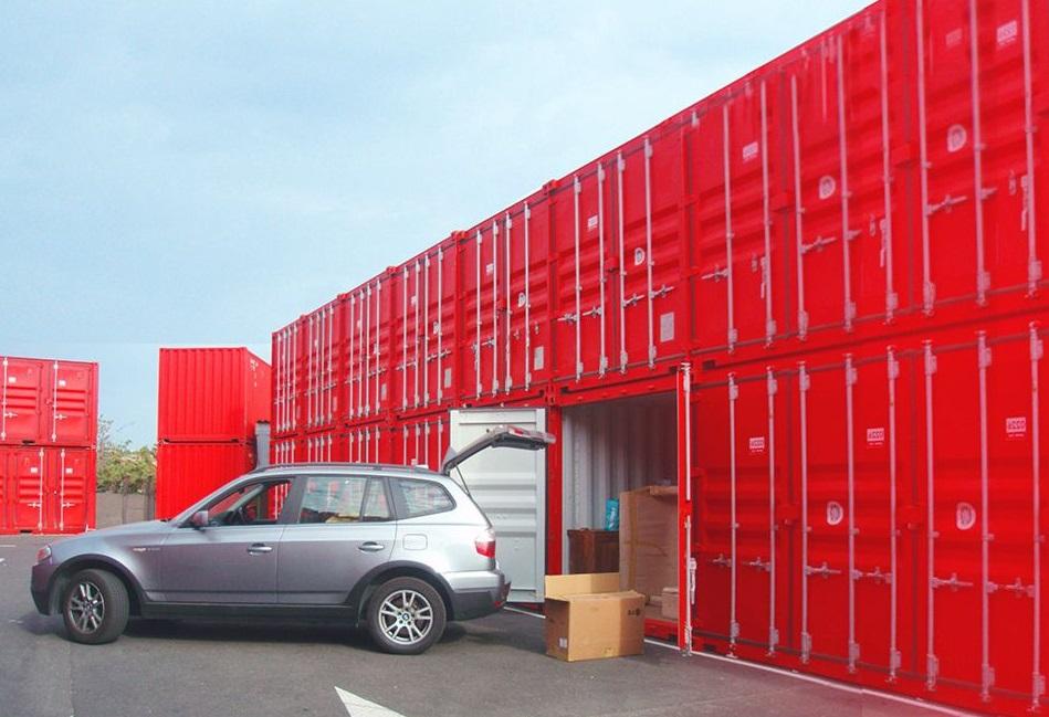 Boxes de stockage