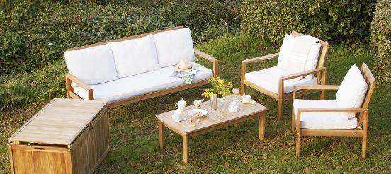 Salon de jardin en eucalyptus : comment en prendre soin ?
