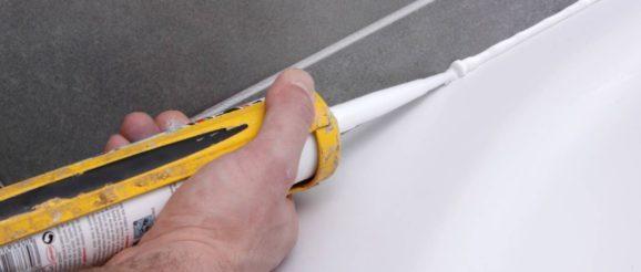 Comment Mettre Une Cartouche De Silicone Dans Un Pistolet Pour Renover Des Joints