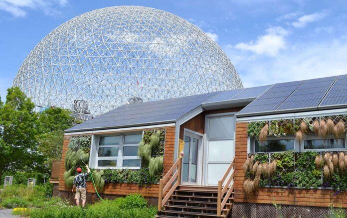 Maison écologique 2021